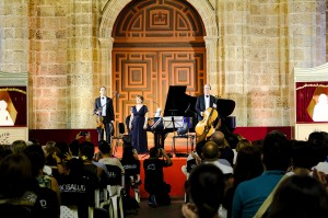 Atzenbrugg 2018 4. Schubertiade Wiener Mozart-Trio Foto